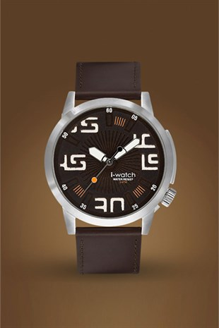 İ-Watch Genuıne Leather 5323.C3