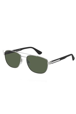 Tommy Hilfiger Mens Th1544/S VGH Silver Green